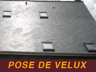 pose de velux volteau couverture, mickael volteau, erbray, 44, pose fenetres de toit, velux chateaubriant, velux 44