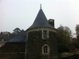 chateau de la jaille à Noellet 49520